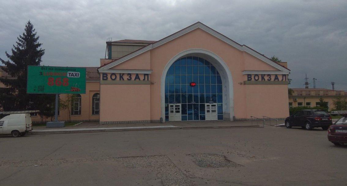 Билборд №241548 в городе Кривой Рог (Днепропетровская область), размещение наружной рекламы, IDMedia-аренда по самым низким ценам!