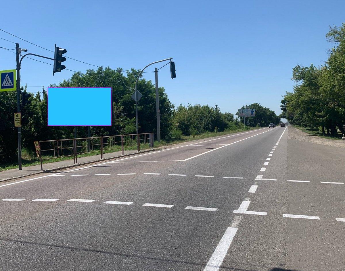 Билборд №241568 в городе Одесса (Одесская область), размещение наружной рекламы, IDMedia-аренда по самым низким ценам!