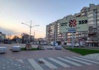 Билборд №241571 в городе Ивано-Франковск (Ивано-Франковская область), размещение наружной рекламы, IDMedia-аренда по самым низким ценам!