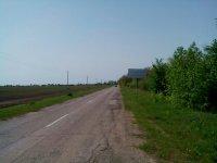 Билборд №241590 в городе Запорожье трасса (Запорожская область), размещение наружной рекламы, IDMedia-аренда по самым низким ценам!