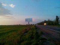 Билборд №241599 в городе Запорожье трасса (Запорожская область), размещение наружной рекламы, IDMedia-аренда по самым низким ценам!