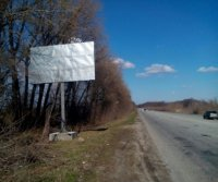 Билборд №241615 в городе Запорожье трасса (Запорожская область), размещение наружной рекламы, IDMedia-аренда по самым низким ценам!