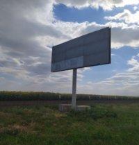 Билборд №241621 в городе Запорожье трасса (Запорожская область), размещение наружной рекламы, IDMedia-аренда по самым низким ценам!