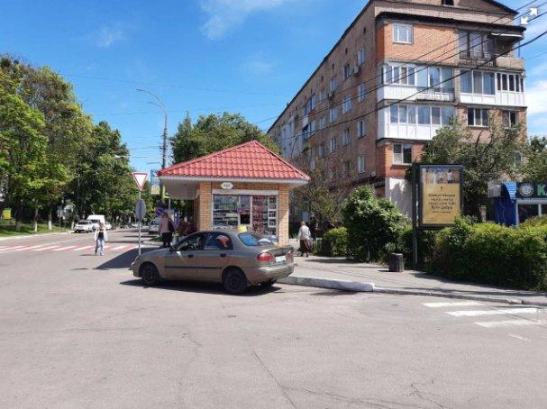 Скролл №241657 в городе Вышгород (Киевская область), размещение наружной рекламы, IDMedia-аренда по самым низким ценам!