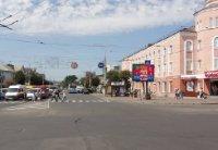 Экран №242790 в городе Винница (Винницкая область), размещение наружной рекламы, IDMedia-аренда по самым низким ценам!