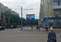 Экран №242803 в городе Житомир (Житомирская область), размещение наружной рекламы, IDMedia-аренда по самым низким ценам!