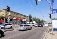 Экран №242804 в городе Житомир (Житомирская область), размещение наружной рекламы, IDMedia-аренда по самым низким ценам!