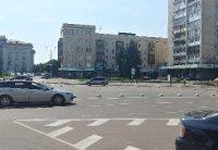 Экран №242805 в городе Житомир (Житомирская область), размещение наружной рекламы, IDMedia-аренда по самым низким ценам!