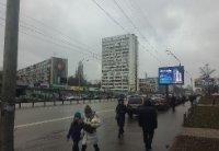 Экран №242834 в городе Киев (Киевская область), размещение наружной рекламы, IDMedia-аренда по самым низким ценам!
