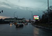 Экран №242843 в городе Киев (Киевская область), размещение наружной рекламы, IDMedia-аренда по самым низким ценам!