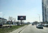 Экран №242856 в городе Киев (Киевская область), размещение наружной рекламы, IDMedia-аренда по самым низким ценам!