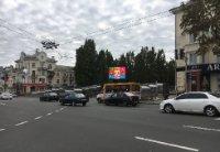 Экран №242893 в городе Чернигов (Черниговская область), размещение наружной рекламы, IDMedia-аренда по самым низким ценам!