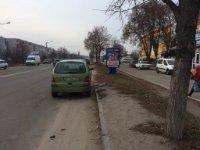 Ситилайт №242903 в городе Коростышев (Житомирская область), размещение наружной рекламы, IDMedia-аренда по самым низким ценам!