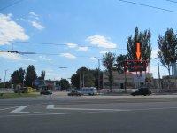 Экран №242909 в городе Запорожье (Запорожская область), размещение наружной рекламы, IDMedia-аренда по самым низким ценам!