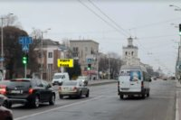 Экран №242924 в городе Запорожье (Запорожская область), размещение наружной рекламы, IDMedia-аренда по самым низким ценам!