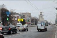 Экран №242925 в городе Запорожье (Запорожская область), размещение наружной рекламы, IDMedia-аренда по самым низким ценам!