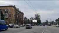 Экран №242942 в городе Запорожье (Запорожская область), размещение наружной рекламы, IDMedia-аренда по самым низким ценам!