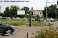 Билборд №242965 в городе Ужгород (Закарпатская область), размещение наружной рекламы, IDMedia-аренда по самым низким ценам!