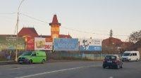 Билборд №242979 в городе Ужгород (Закарпатская область), размещение наружной рекламы, IDMedia-аренда по самым низким ценам!