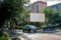 Билборд №243003 в городе Ужгород (Закарпатская область), размещение наружной рекламы, IDMedia-аренда по самым низким ценам!