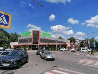 Экран №243022 в городе Вышгород (Киевская область), размещение наружной рекламы, IDMedia-аренда по самым низким ценам!