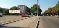 Билборд №243070 в городе Смела (Черкасская область), размещение наружной рекламы, IDMedia-аренда по самым низким ценам!