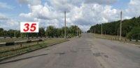 Билборд №243094 в городе Смела (Черкасская область), размещение наружной рекламы, IDMedia-аренда по самым низким ценам!