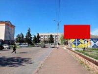 Билборд №243195 в городе Пулины (Житомирская область), размещение наружной рекламы, IDMedia-аренда по самым низким ценам!