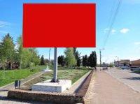 Билборд №243196 в городе Пулины (Житомирская область), размещение наружной рекламы, IDMedia-аренда по самым низким ценам!