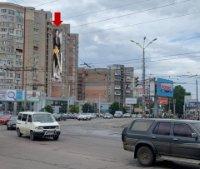 Брандмауэр №243297 в городе Одесса (Одесская область), размещение наружной рекламы, IDMedia-аренда по самым низким ценам!