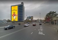 Брандмауэр №243298 в городе Одесса (Одесская область), размещение наружной рекламы, IDMedia-аренда по самым низким ценам!