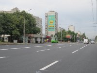 Брандмауэр №243301 в городе Харьков (Харьковская область), размещение наружной рекламы, IDMedia-аренда по самым низким ценам!