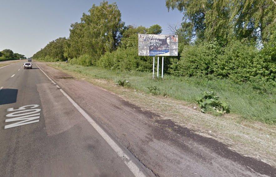 Билборд №243327 в городе Белая Церковь (Киевская область), размещение наружной рекламы, IDMedia-аренда по самым низким ценам!