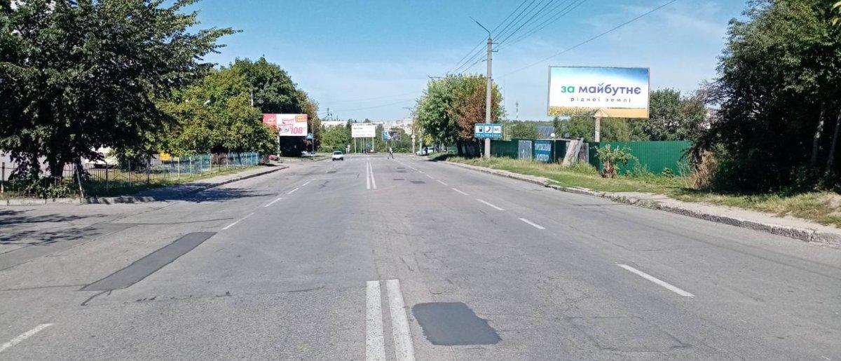 Билборд №243332 в городе Белая Церковь (Киевская область), размещение наружной рекламы, IDMedia-аренда по самым низким ценам!