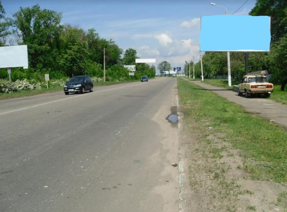 Билборд №243338 в городе Белая Церковь (Киевская область), размещение наружной рекламы, IDMedia-аренда по самым низким ценам!