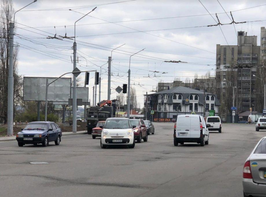 Билборд №243343 в городе Белая Церковь (Киевская область), размещение наружной рекламы, IDMedia-аренда по самым низким ценам!