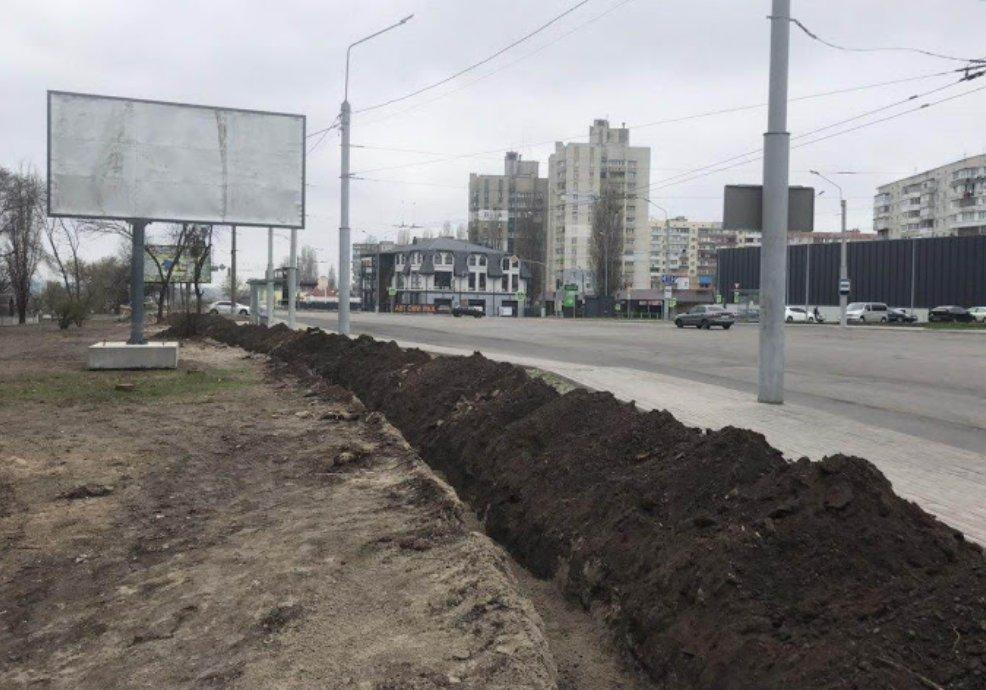 Билборд №243349 в городе Белая Церковь (Киевская область), размещение наружной рекламы, IDMedia-аренда по самым низким ценам!