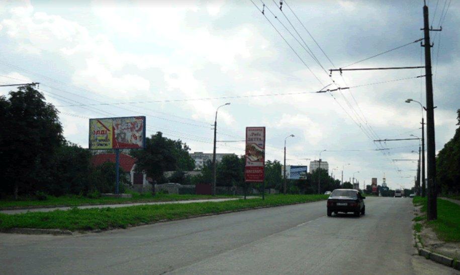Билборд №243350 в городе Белая Церковь (Киевская область), размещение наружной рекламы, IDMedia-аренда по самым низким ценам!