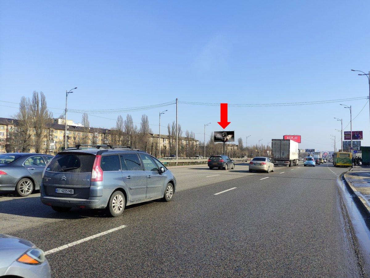 Экран №243378 в городе Киев (Киевская область), размещение наружной рекламы, IDMedia-аренда по самым низким ценам!