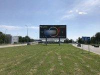Бэклайт №243383 в городе Борисполь (Киевская область), размещение наружной рекламы, IDMedia-аренда по самым низким ценам!