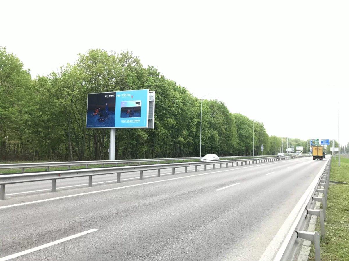 IDMedia Наружная реклама в городе Борисполь (Киевская область), Бэклайт в городе Борисполь №243386 схема