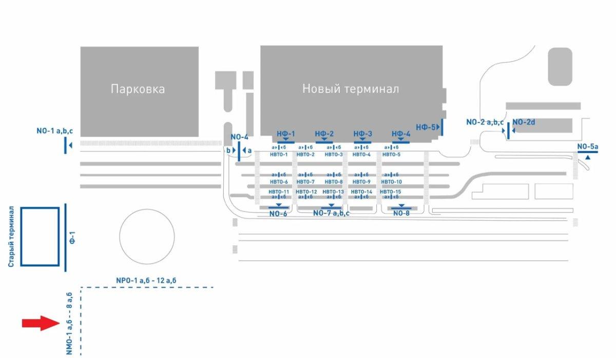 IDMedia Наружная реклама в городе Одесса (Одесская область), Турникет в городе Одесса №243401 схема