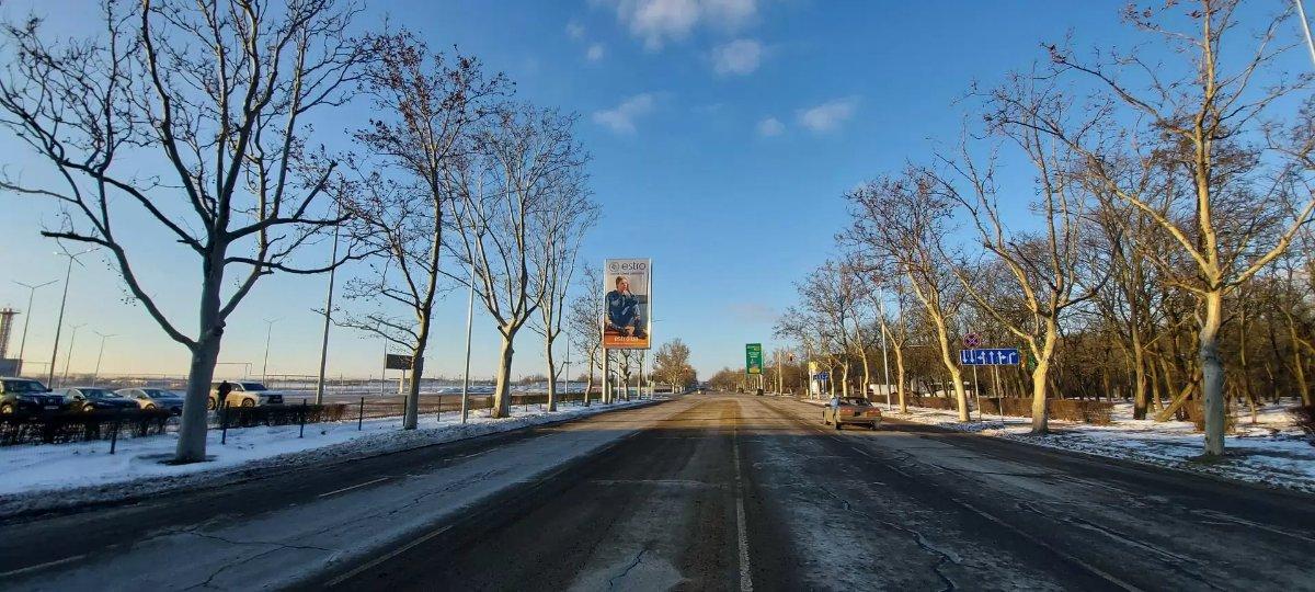 Бэклайт №243405 в городе Одесса (Одесская область), размещение наружной рекламы, IDMedia-аренда по самым низким ценам!