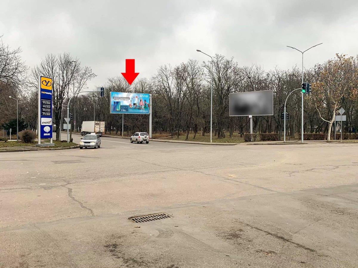 Бэклайт №243408 в городе Одесса (Одесская область), размещение наружной рекламы, IDMedia-аренда по самым низким ценам!