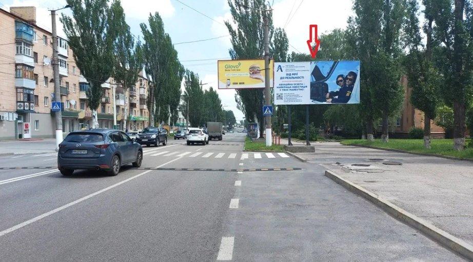 Билборд №243448 в городе Кропивницкий(Кировоград) (Кировоградская область), размещение наружной рекламы, IDMedia-аренда по самым низким ценам!