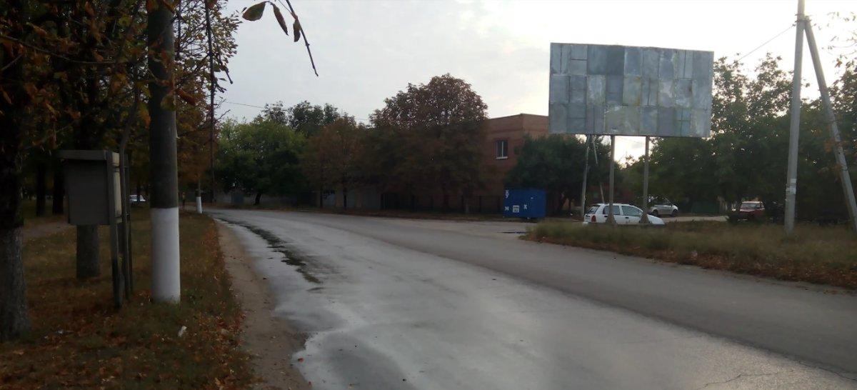 Билборд №243475 в городе Кропивницкий(Кировоград) (Кировоградская область), размещение наружной рекламы, IDMedia-аренда по самым низким ценам!