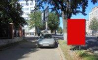 Ситилайт №243483 в городе Кропивницкий(Кировоград) (Кировоградская область), размещение наружной рекламы, IDMedia-аренда по самым низким ценам!
