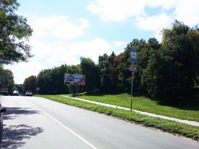 Билборд №243491 в городе Бердичев (Житомирская область), размещение наружной рекламы, IDMedia-аренда по самым низким ценам!