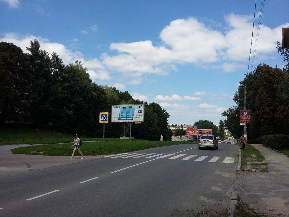 Билборд №243492 в городе Бердичев (Житомирская область), размещение наружной рекламы, IDMedia-аренда по самым низким ценам!