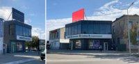 Скролл №243493 в городе Мерефа (Харьковская область), размещение наружной рекламы, IDMedia-аренда по самым низким ценам!